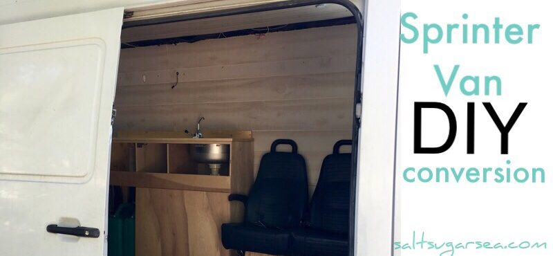DIY Van Conversion ideas